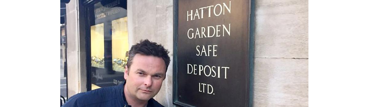 As seen on BBC2 – Britain's Biggest Diamond Heist?